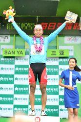 Wenchang: 2014 Tour of Hainan International Road Cycling Race
