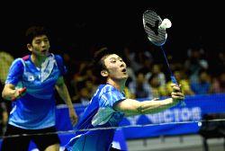 CHINA-WUHAN-BADMINTON-ASIA CHAMPIONSHIPS-DAY 6