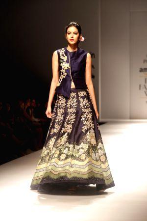 Amazon India Fashion Week Summer Spring - Charu Parashar