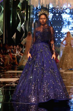 Amazon India Fashion Week Summer Spring - Suneet Verma