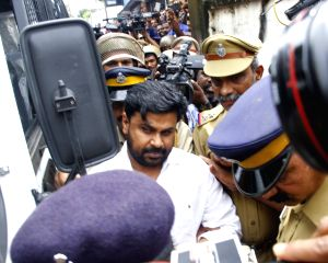 Malayalam actor Dileep produced before court