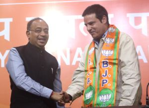 Actor Rahul Roy joins BJP