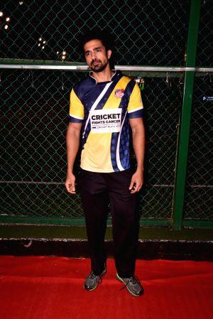 Celebrity Cricket Match Ink Cricket Blast 2017 - Saqib Saleem