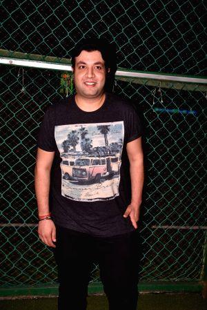 Celebrity Cricket Match Ink Cricket Blast 2017 - Varun Sharma