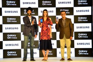 Samsung launches Galaxy On7 Prime