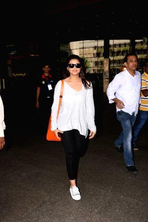 Parineeti Chopra seen at airport