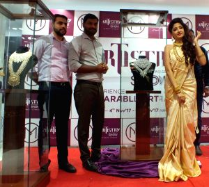 Poonam Kaur launches jewellery store