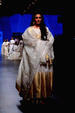 Lakme Fashion Week Summer/Resort 2017 Grand Finale - Fashion Designer Gaurang Shah
