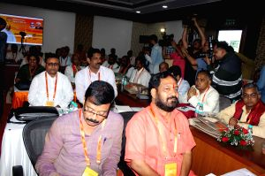 BJP National Office Bearers meeting - Amit Shah, Ram Lal, Manoj Tiwari​ (Batch-2)​
