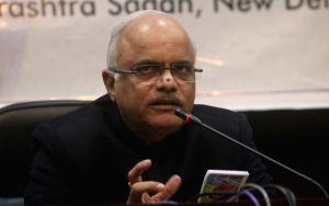 Vinay Sahasrabuddhe's press conference