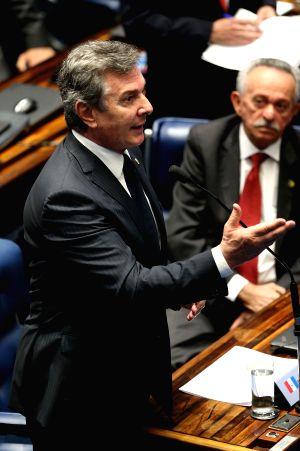 BRAZIL-BRASILIA-FORMER PRESIDENT-CASE