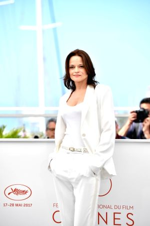FRANCE-CANNES-70TH CANNES FILM FESTIVAL-IN COMPETITION-A GENTLE CREATURE-PHOTOCALL