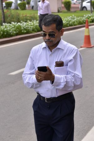 Parliament - Abhijit Mukherjee