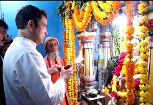 Patan (Gujarat): Rahul Gandhi visits Vir Meghmaya temple