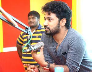 Darshakudu Team at Radio Mirchi