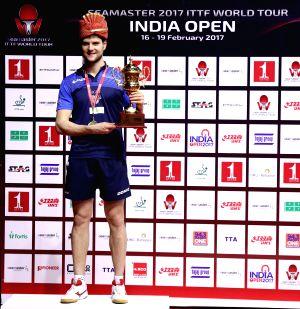 2017 ITTF World Tour India Open - Men's Single Final