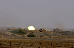 SUDAN-FIJAB-UAE-JOINT MILITARY EXERCISE-CONCLUDING