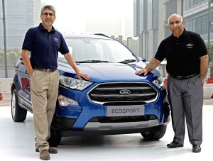 Ford launches EcoSport facelift