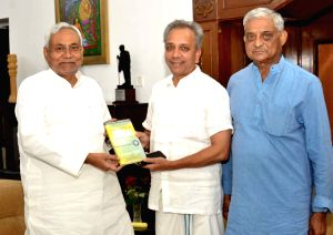 Former Chief Minister's son joins JD-U