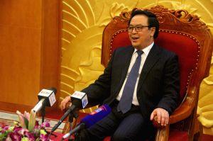 VIETNAM-HANOI-CPV-SENIOR MEMBER-INTERVIEW