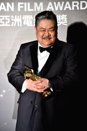 CHINA-HONG KONG-11TH ASIAN FILM AWARDS
