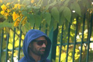 India - practice session - Shikhar Dhawan