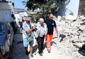 ITALY-ISCHIA-EARTHQUAKE