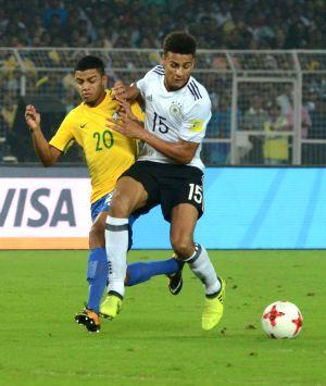 FIFA U17 World Cup -quarter final - Germany Vs Brazil