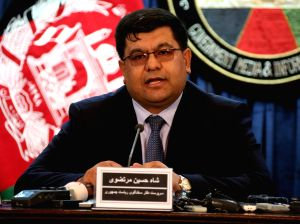 AFGHANISTAN-KABUL-PRESS CONFERENCE -U.S. NEW STRATEGY