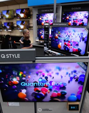 Las Vegas: Samsung reigns