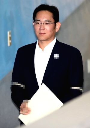 Samsung chief at court trial