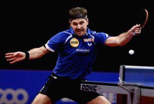 BELGIUM-LIEGE-ITTF-WORLD CUP