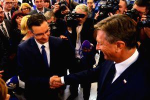 SLOVENIA-LJUBLJANA-PRESIDENTIAL ELECTION