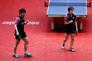 2017 ITTF World Tour India Open - Men's Doubles Final