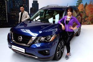 Nissan's new SUV debuts in S Korea