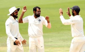 Centurion (South Africa): India Vs South Africa - Second Test - Day - 4