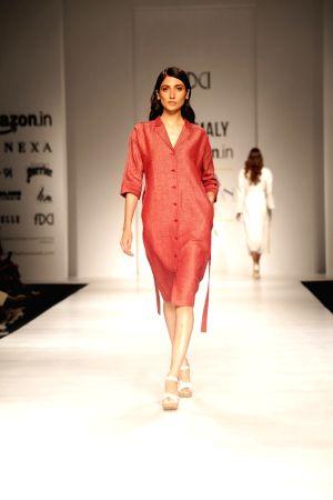Amazon India Fashion Week Summer Spring 2017 - Anomaly