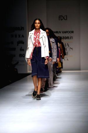 Amazon India Fashion Week Summer Spring 2017 - Dhruv Kapoor's show
