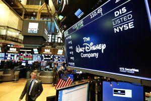 U.S.-NEW YORK-NYSE-WALT DISNEY-21ST CENTURY FOX-ASSETS-ACQUISITION
