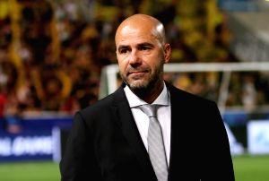 CYPRUS-NICOSIA-SOCCER-UEFA CHAMPIONS LEAGUE-BORTMUND VS APOEL