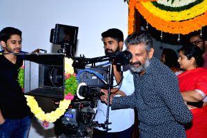 Opening celebration of Naga Chaitanya's new film