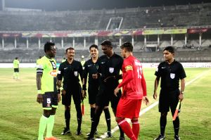 I-League - Gokulam Kerala FC Vs Churchill Brothers FC Goa