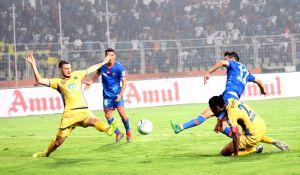 Fatorda (Goa): ISL - FC Goa Vs Kerala Blasters
