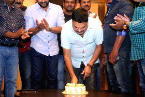BA Raju's birthday celebration