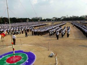RSS - Path Sanchalan march