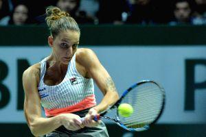 SINGAPORE-TENNIS-WTA TOUR FINALS