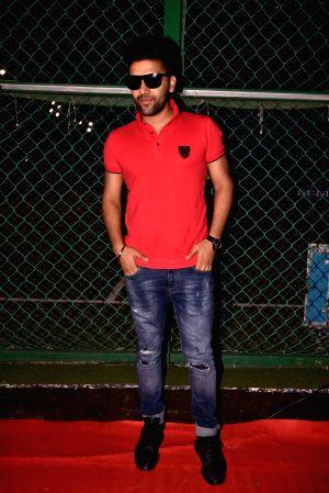 Celebrity Cricket Match Ink Cricket Blast 2017 - Guru Randhawa