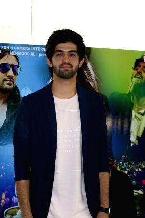 Music launch of Hindi Iranian film Salaam Mumbai