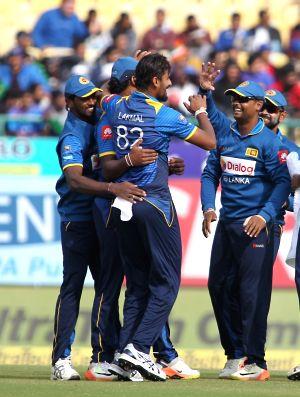 India Vs Sri Lanka - 1st ODI