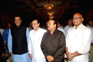 Abu Azmi's Eid party